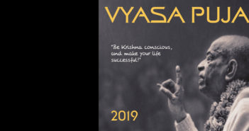 2019 Vyasa Puja posters (new design)