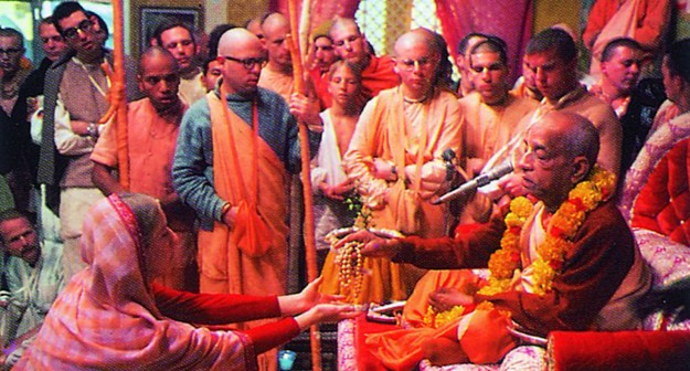 ISKCON Disciples Course explains the unique position of Srila Prabhupada
