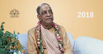 Download Srila Prabhupada Vyasa-puja posters 2018